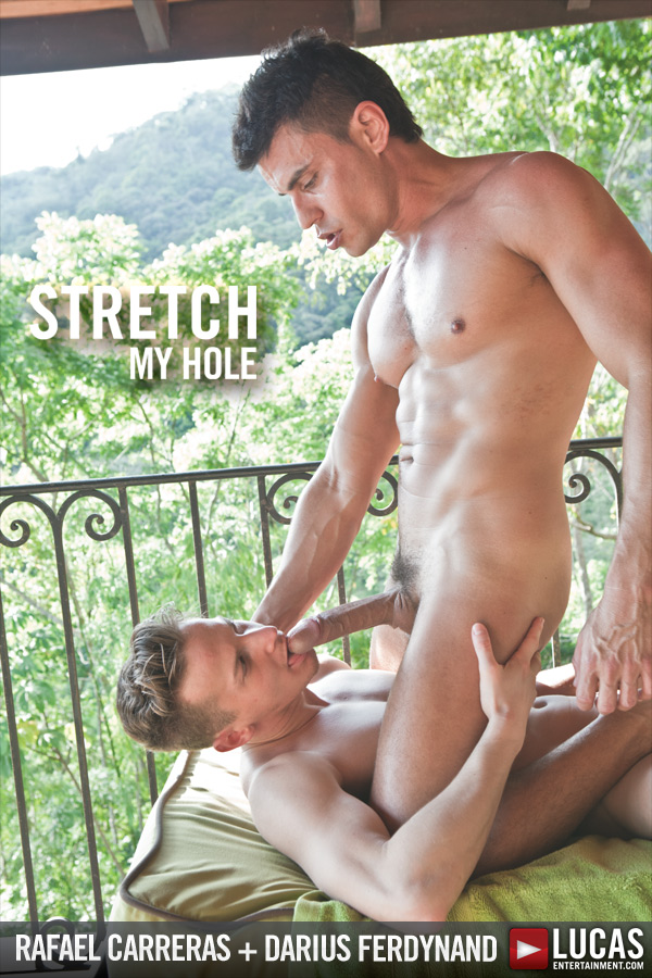 Stretch My Hole - Gay Movies - Lucas Raunch