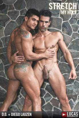Stretch My Hole - Gay Movies - Lucas Raunch