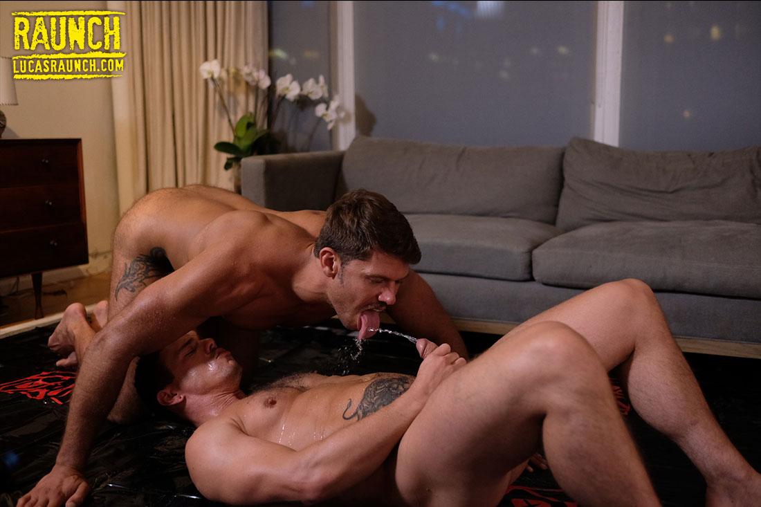 The Lucas Men Love Their Water Sports - Gay Movies - Lucas Entertainment