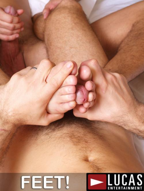 Feet! - Gay Movies - Lucas Raunch
