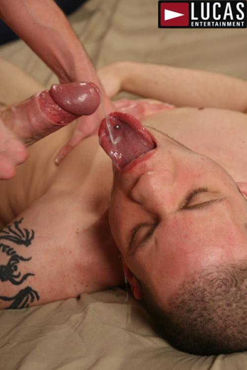 CUM! - Gay Movies - Lucas Raunch