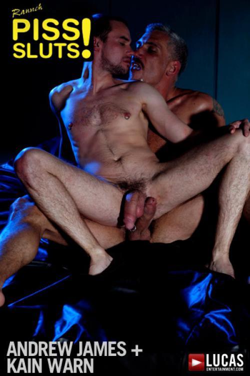 Piss Sluts! - Gay Movies - Lucas Raunch
