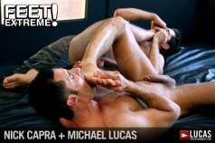 Feet Extreme! - Gay Movies - Lucas Raunch