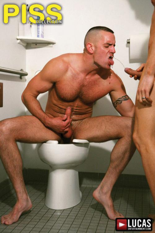 Piss Collection - Gay Movies - Lucas Raunch