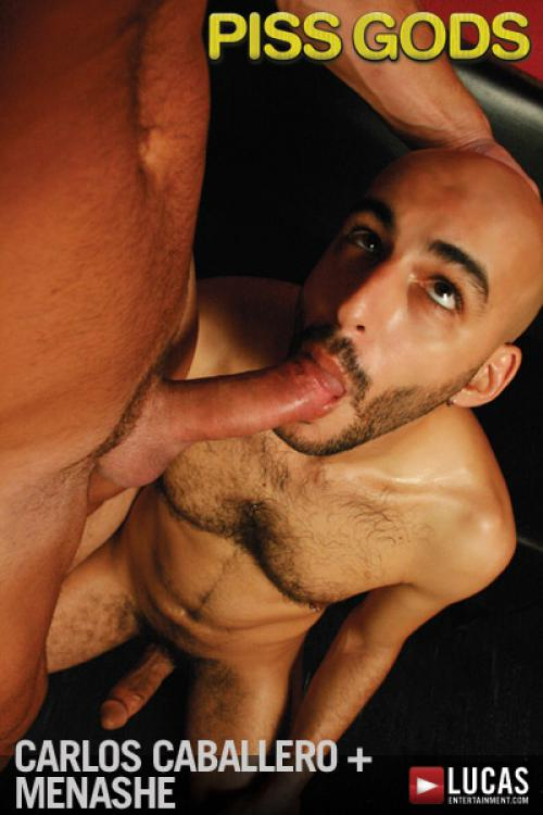 Piss Gods - Gay Movies - Lucas Raunch