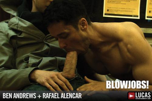 Blowjobs! - Gay Movies - Lucas Raunch