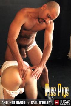 Piss Pigs - Gay Movies - Lucas Raunch