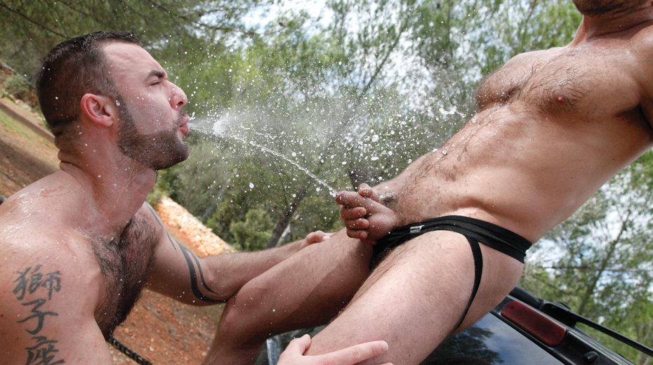 huge gay cocks watersports